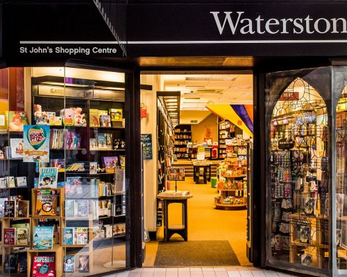 Waterstones at St Johns Shopping Centre