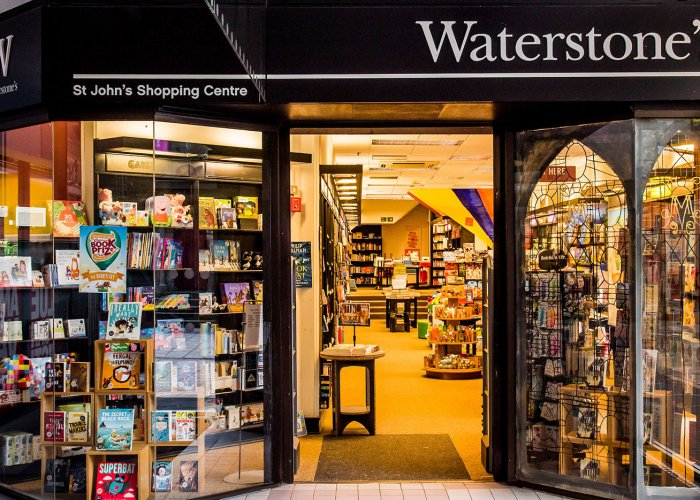 Waterstones On Big Personality Perth