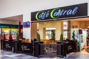 Café Central at St Johns Shopping Centre