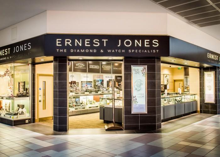Ernest Jones on Big Personality Perth