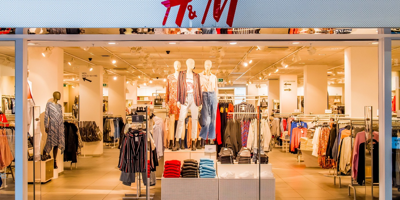 H&M at St Johns Shopping Centre