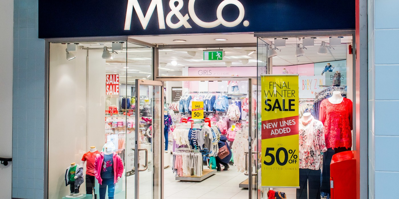 M&Co. at St Johns Shopping Centre