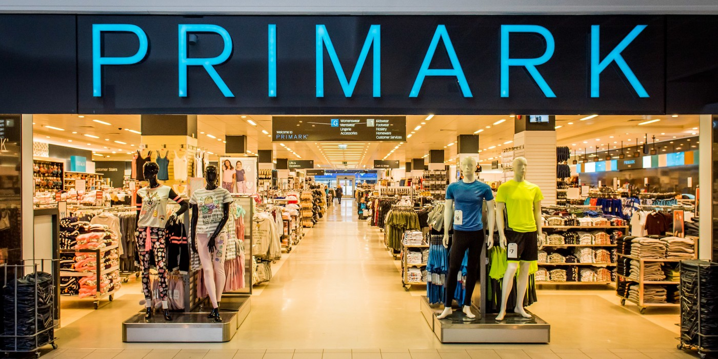 Primark at St Johns Shopping Centre